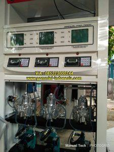 Pertamini Spek Assymeter dan Flow Sensor